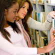 Library students — Stock Photo #7643521