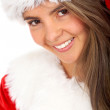Christmas girl — Stock Photo #7643619
