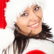 Christmas girl — Stock Photo #7643629