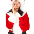 Christmas girl — Stock Photo #7643633