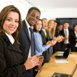 Business team success — Stock Photo #7643712