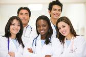 Diverse doctors — Stock Photo
