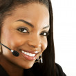 Customer services representative — Stock Photo #7653981