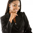 Business woman portrait — Stock Photo #7653989