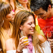Nacht-Club-party — Stockfoto