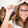 Person in education — Stock Photo