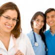 Group of doctors — Stock Photo #7654166