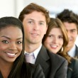 Group of business — Stock Photo #7654301