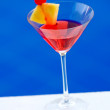 Summer cocktail — Stock Photo