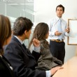 Business presentation — Stock Photo #7654401