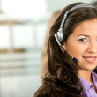 Stock Photo: Customer support