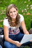 University student — Stock Photo