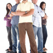 Casual group of — Stock Photo #7700344