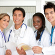 Group of doctors — Stock Photo #7700661