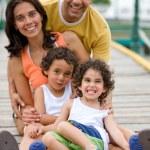 Family portrait — Stock Photo #7700721