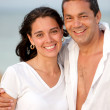 Couple on vacations — Stock Photo #7700822