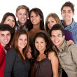 Group of friends — Stock Photo #7700848
