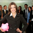 Business savings — Foto de Stock