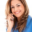 Business woman on the phone — Stock Photo #7700992