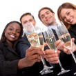 Royalty-Free Stock Photo: Business party