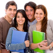 Group of students — Stock Photo #7701689
