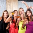 Foto Stock: Girls night out