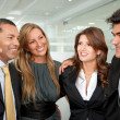 Group of business — Stock Photo #7701768