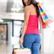 Shopping woman — Stock Photo #7701927