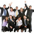 Successful business team — Stock Photo #7702046