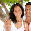 Couple on vacations — Stock Photo #7702159