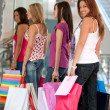 Shopping friends — Stock Photo #7703197