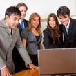 Business team — Stock Photo #7703244