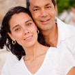 Couple portrait — Stock Photo #7703500