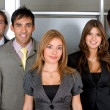 Group of business — Stock Photo #7703541