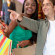 Couple shopping — Stock Photo #7703592