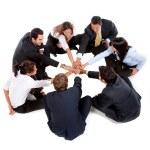 Business team work — Stock Photo