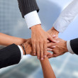 Stock Photo: Togetherness - Business