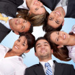 Business team — Stock Photo #7703919