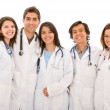 Group of doctors — Stock Photo #7704160
