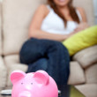 Stockfoto: Personal savings