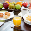 Complete healthy breakfast — Foto de Stock