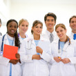 Hospital team — Stock Photo #7704334