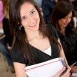 Female student — Stock Photo #7704357