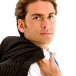 Business man portrait — Stock Photo #7704370