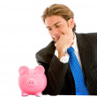Business savings — Stock Photo