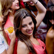 Girl friends at party — Stock Photo #7704409