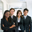 Business colleagues — Stock Photo #7704654