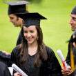 Graduation students — Stock Photo #7704877