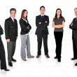 Diverse business team — Stock Photo #7704895