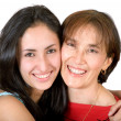 Happy mother and daughter — Stock Photo #7704995